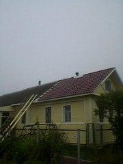 Установка и ремонт кровли домов и зданий - foto 1